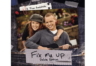 A Firm Handshake - Fix Me Up-Deluxe Edition - (CD)