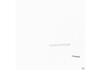 United Nations - United Nations [White Vinyl] - (Vinyl)