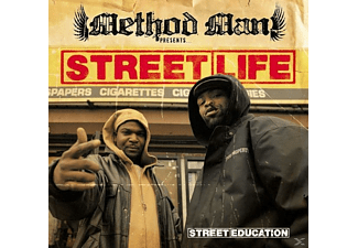 Method Man Presents - Street Education - (CD)