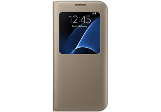 SAMSUNG S-View Cover Galaxy S7 edge Gold (EF-CG935PFEGWW)