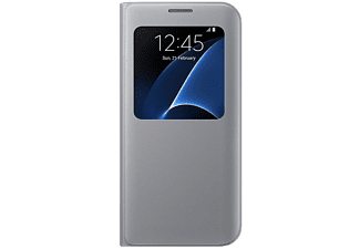 SAMSUNG S-View Cover Galaxy S7 edge Silver (EF-CG935PSEGWW)