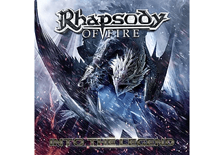 Rhapsody Of Fire - Into The Legend (CD)