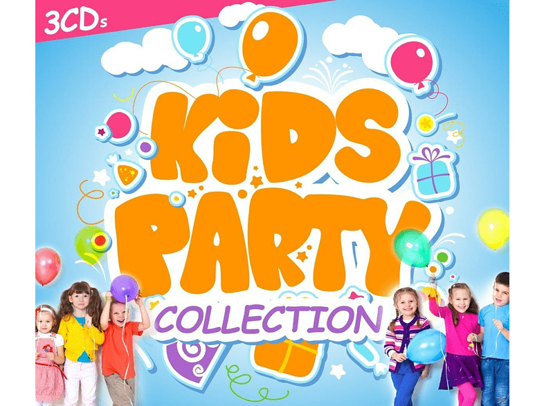 VARIOUS - Kids Party Collection - (CD)