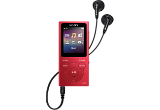 SONY Lecteur MP3 8 GB Rouge (NWE394R.CEW)