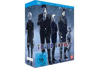 Tokyo Ghoul Root A – 2. Staffel – Limited Edition mit Sammelbox [Blu-ray]