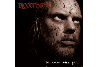 Bloodphemy - Blood Will Tell-Mini Cd - (CD)