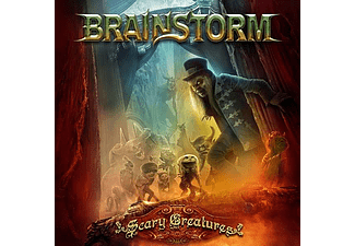 Brainstorm - Scary Creatures (CD)