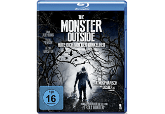 The Monster Outside - (Blu-ray)