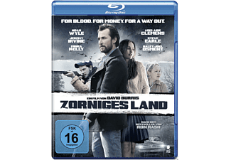 Zorniges Land - (Blu-ray)