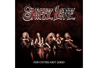 Shiraz Lane - For Crying Out Loud [CD]