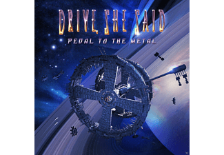 Drive She Said - Pedal to The Metal (CD)