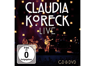 Claudia Koreck - Live - (CD + DVD Video)