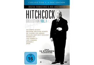 Alfred Hitchcock (Collector's Edition) [DVD]
