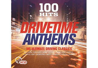 VARIOUS - 100 Hits-Drivetime Anthems [CD]