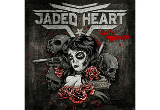 Jaded Heart - Guilt By Design [CD]