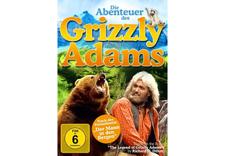Grizzly Adams - (DVD)