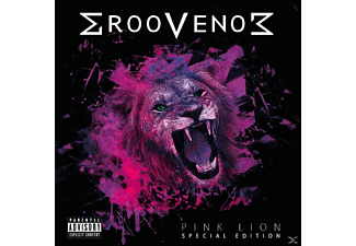 Groovenom - Pink Lion (Digipak) [CD]