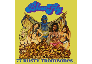 Blowfly - 77 Rusty Tombones - (CD)