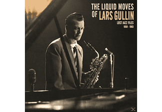 Lars Gullin - The Liquid Moves Of Lars Gullin - (CD)