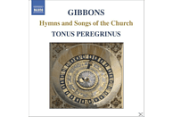 Antony Pitts, Tonus Peregrinus - Hymns And Songs Of The Church [CD]