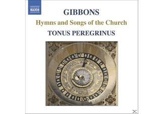 Antony Pitts, Tonus Peregrinus - Hymns And Songs Of The Church - (CD)