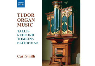 Carl Smith - Tudor Orgelmusik - (CD)
