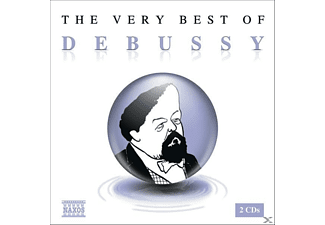 VARIOUS - Best Of Debussy,Very - (CD)