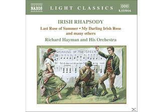 Richard Hayman - Irsih Rhapsody - (CD)