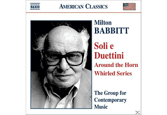 Group For Contemporary Music - Soli E Duettini - (CD)