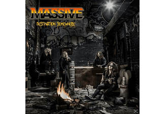 Massive - Destination Somewhere - (CD)