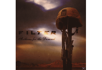 Filter - Anthems For The Damned - (CD)