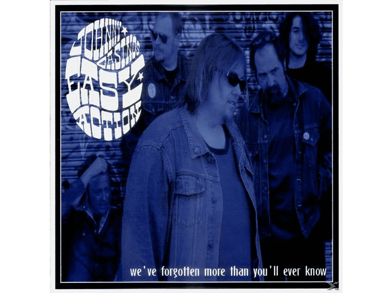 Johnny Casino's Easy Action - We've Forgotten More Than You'll Ever Kn [CD]