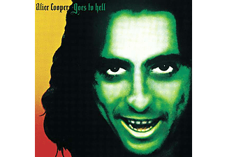 Alice Cooper - Goes to Hell (CD)