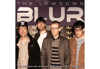 Blur - The Lowdown - (CD)