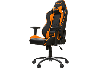 AKRACING Nitro Gamingstol Svart/Orange