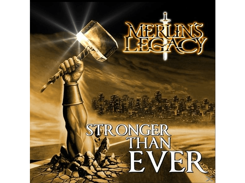 Merlins Legacy - Stronger Than Ever [CD]