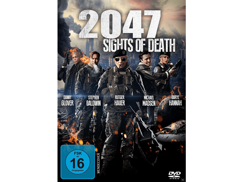 2047: Sights of Death [DVD]