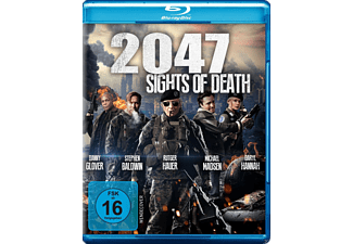 2047: Sights of Death - (Blu-ray)