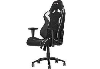 AKRACING Octane Gamingstol Svart/Vit