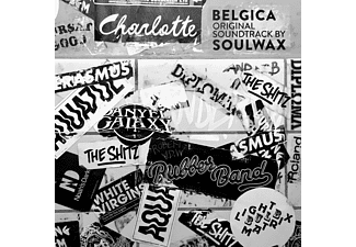 Soulwax - Belgica (Original Soundtrack) CD