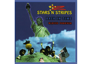 Stars N' Stripes - Back in time/Oldies forever - (CD)