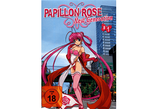 Papillon Rose - New Generation #1 - (DVD)
