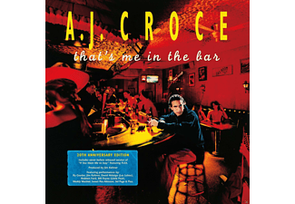 A. J. Croce - That's Me In The Bar - (Vinyl)