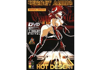 Space of Hot Desert - (DVD)