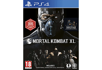 MORTAL KOMBAT XL GAME OF THE YEAR PlayStation 4
