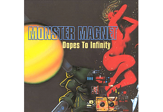 Monster Magnet - Dopes to Infinity - Deluxe Edition (CD)