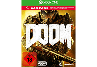 DOOM - 100% Uncut (Special Edition) - Xbox One
