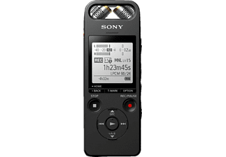 SONY ICDSX2000.CE7 Digitaler Voice Recorder Schwarz