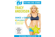 Fit For Fun - Fit Wie Die Stars - Tracy Anderson: Dance+Cardio [DVD]