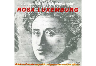 Rosa Luxemburg: Briefe an Freunde - (CD)